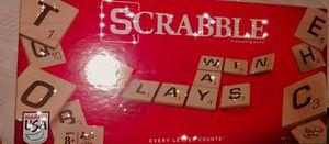 Scrabble board game for Sale in Bristol, PA