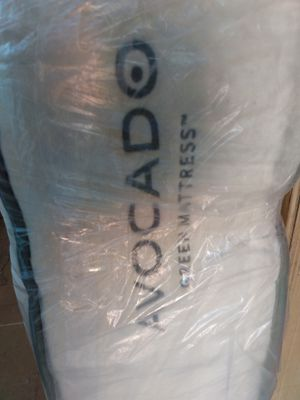 King size avocado green mattress for Sale in San Leandro, CA