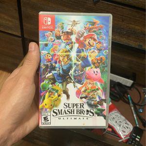 Super Smash Bros Ultimate for Sale in Los Angeles, CA