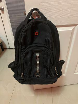 SwissGear ScanSmart TSA Laptop Backpack for Sale in Houston, TX