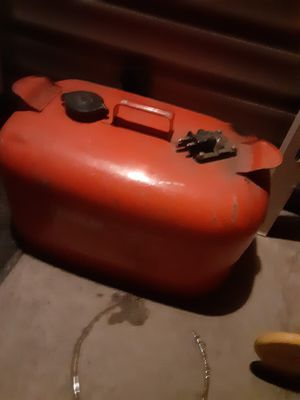 Jon boat gas tank for Sale in Florissant, MO