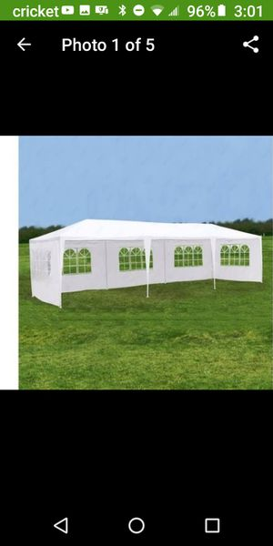 $400 Wedding, Graduation canopy tent. for Sale in Denver, CO