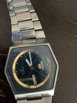 Vintage Seiko Automatic Watch for Sale in Garden City,  NY