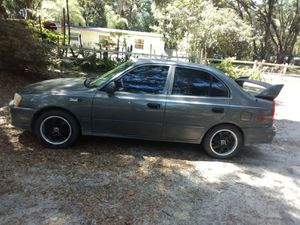2002 Hyundai Accent for Sale in Zephyrhills, FL