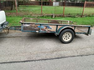 Big Tex heavy duty trailer $750 serious buyers only for Sale in Fort Worth, TX