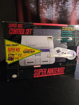 Super Nintendo for Sale in Fort Meade, FL