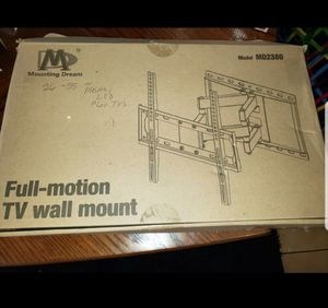 """New 32' -55""""full tv mount a bubble Level for Sale in Los Angeles, CA"""