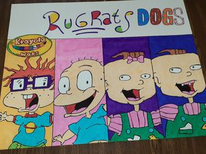 Rugrats Drawing for Sale in Huntsville, AL