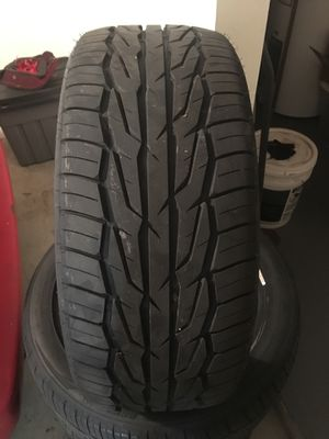 235/45/18 toyo tires for Sale in Manteca, CA