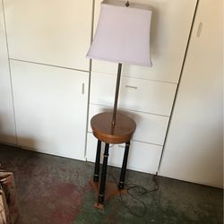 Vintage Table Lamp With New Shade for Sale in North Tustin,  CA