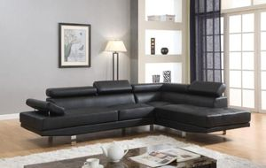 Sectional Sofa. Brand New in Box. $53 down. Financing available. *786*322*6411 for Sale in Miami Lakes, FL
