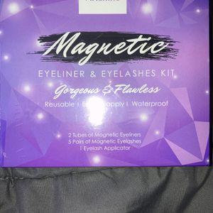 Arishine Magnetic Eyeliner and Lashes Kit, Magnetic Eyeliner for Magnetic Lashes for Sale in Fort Myers, FL