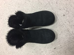 ALL BLACK UGGS SIZE 8 - REAL ! for Sale in Takoma Park, MD