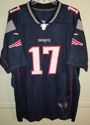 Antonio Brown New England Patriots Jersey Like New XXL for Sale in Baltimore, MD