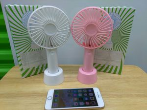 Used, PORTABLE 3-SPEED MULTIFUNCTION RECHARGEABLE MINI FAN NEW for Sale for sale  New Rochelle, NY