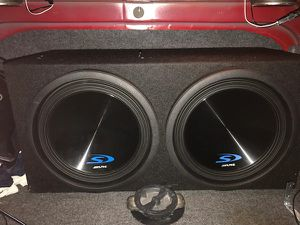 Subwoofer alpine 10 inches for Sale in Los Angeles, CA