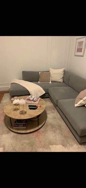Whole living room brand new from West Elm for Sale in New York, NY