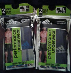 Adidas Climalite Performance Underwear (various sizes) for Sale in Portland, OR