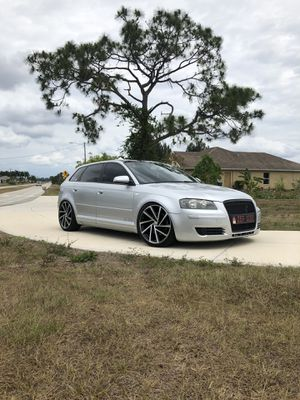 2006 Audi A3 2.0t 6 speed manual (full bolt stage 2 including turbo and tune) for Sale in Cape Coral, FL