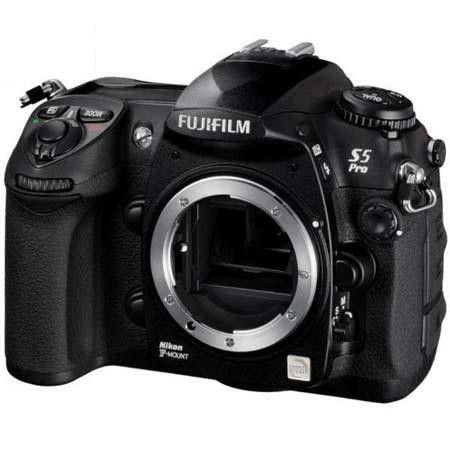 Fujifilm Finepix S5 Pro 12.3 Mp Digital Slr Camera