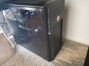 Windows 10 home 64 core i7-7700 CPU 4.2ghz 8cpus ram 16 geforce gtc 1080 moving sell for Sale in Arlington, VA