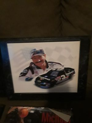Dale Earnhardt pic for Sale in East Providence, RI