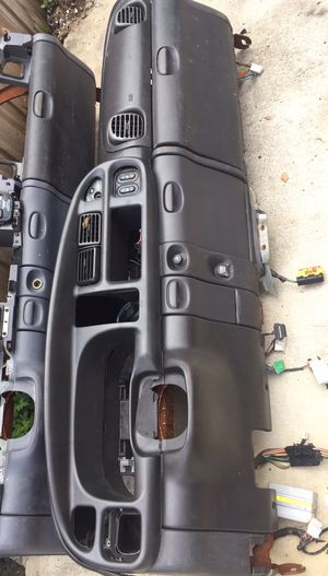 Parts 98 thru 01 Dodge Ram dashboard Pickup truck Dash 2nd Gen Cummins for Sale in Miami Gardens, FL