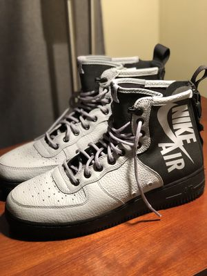 New Nike SF Air Force 1 Mid 'Wolf Grey'- size 11 for Sale in Fort Lauderdale, FL