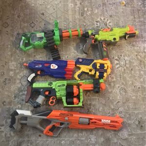 Nerf Guns 10 Each 30 For All for Sale in San Diego, CA