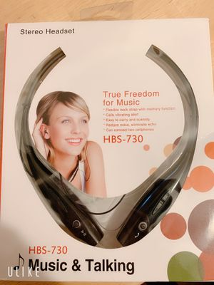 Bluetooth Wireless Stereo Headset BRAND NEW for Sale in Walnut, CA