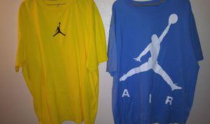 Jordan shirts(New) for Sale in Lakeland, FL