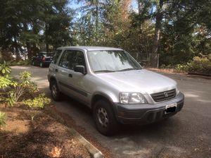 ***1997 Honda CRV LX AWD*** Silver for Sale in Kirkland, WA