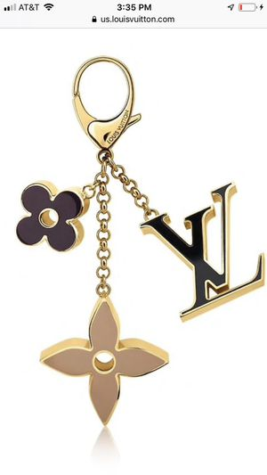 LOUIS VUITTON bag charms/keychain for Sale in Portland, OR