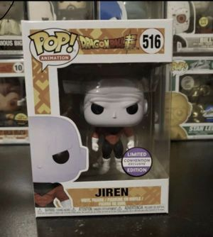 Funko Pop! Animation Dragonball Z Jiren #516 Pax South Exclusive for Sale in Clermont, FL