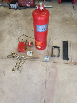 Kitchen Knight II PCL-600 Fire Suppression System for Sale in O'Fallon, MO