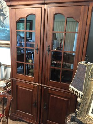Two cabinets/ bookshelves for Sale in Barrington, IL