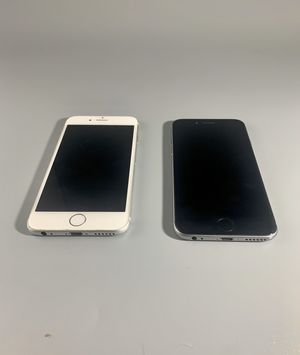 2 UNLOCKED APPLE IPHONE 6 (64GB) for Sale in Oakland, CA