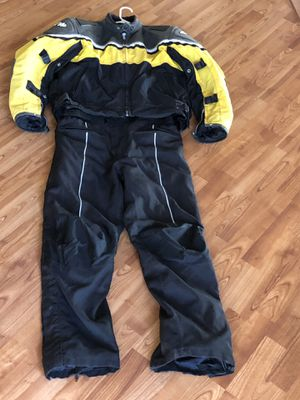 Leather motorcycle riding gear. for Sale in Tampa, FL