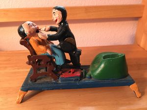 Cast iron dentist toy bank for Sale in Portland, OR