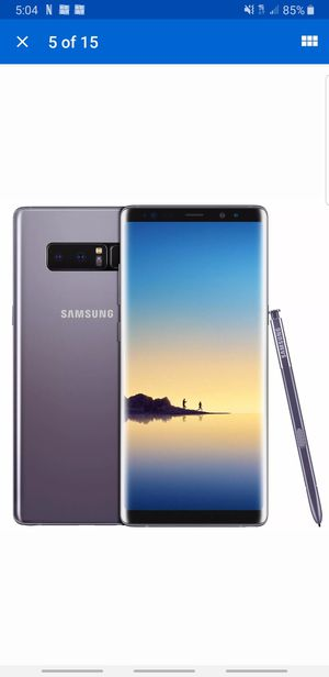 Samsung Galaxy Note 8 (T-Mobile) unlocked for Sale in Douglasville, GA