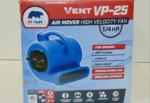 Air Mover blower fan- NEW in BOX for Sale in Tempe, AZ