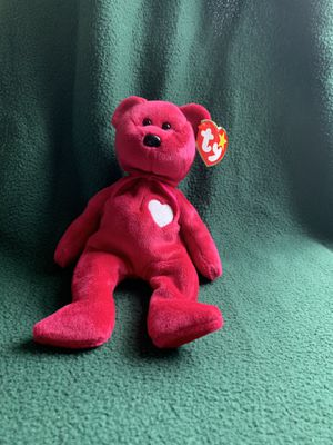 VALENTINA BEANIE BABY 1998 with errors! for Sale for sale  Norfolk, VA