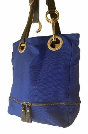 JPK Paris 75 Hobo Bucket Tote Shoulder Bag Leather Strap Purse Chunky Gold Hardware for Sale in Austin, TX
