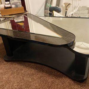 Mirror-top Swivel Coffee Table for Sale in Bellevue, WA