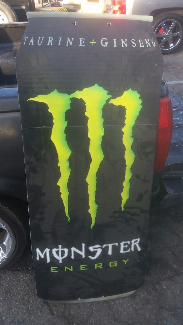 Monster signs