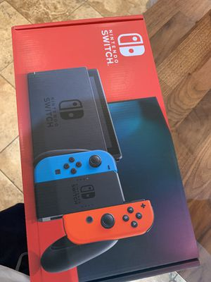 Nintendo switch console for Sale in Los Angeles, CA
