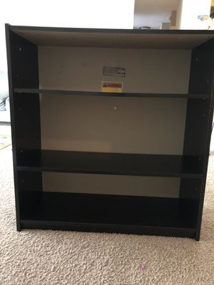 "3-Shelf Bookcase/Storage Dimensions: 29.6"" W x 11.65"" D x 31.65""H for Sale in Smyrna, GA"