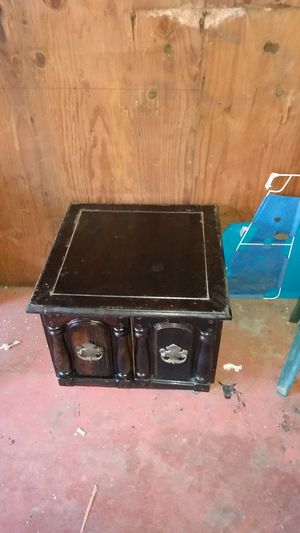 End table storage for Sale in Stockton, CA