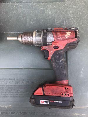 Milwaukee drill for Sale in Norfolk, VA