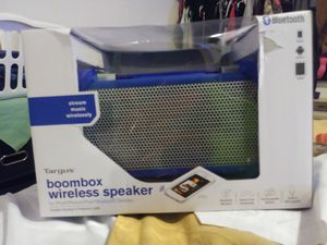 Bluetooth speaker for Sale in Harrisonburg, VA